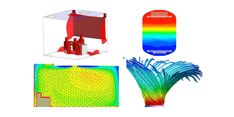 Applications of Computational Fluid Dynamics (CFD) for Design and Optimization of Building HVAC
